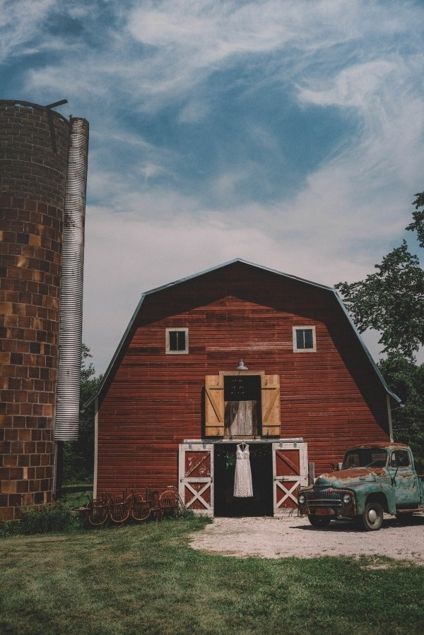 Three Barn Farm Wedding Venue
