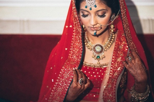 Indian Bridal Style