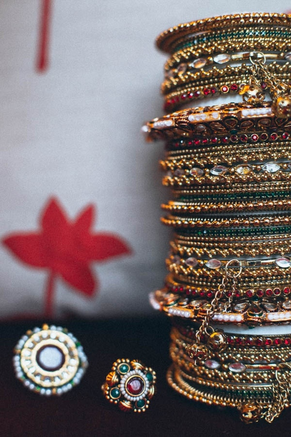 Bride's Rings and Bengal Bracelets