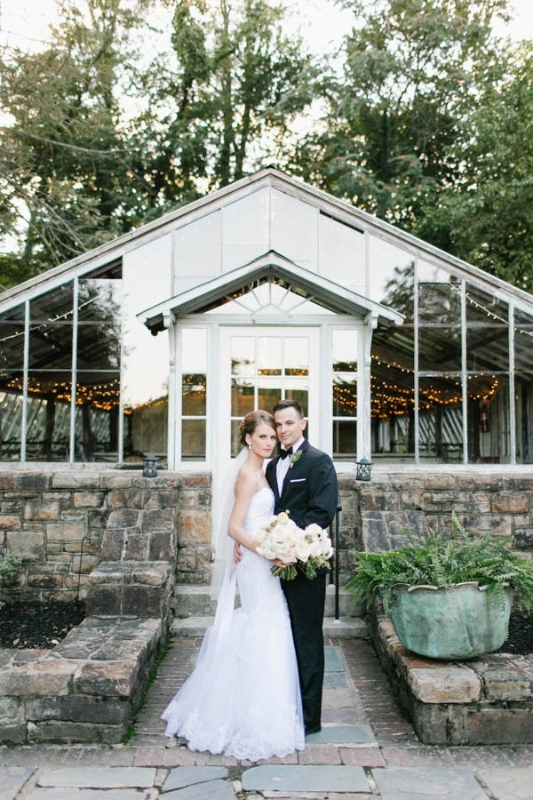 Greenhouse Wedding at History Shady Lane