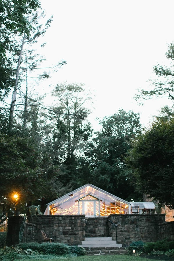 Greenhouse Wedding Venue
