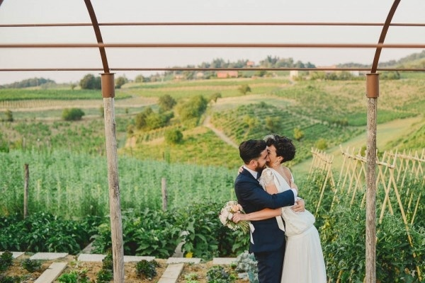 Relaxed Italian Vineyard Wedding at Prime Alture