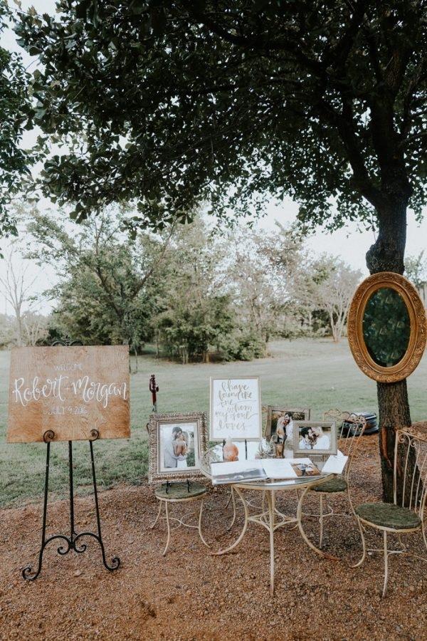 Elegant Backyard Wedding Reception rustic elegant backyard fall wedding reception decor | wedding