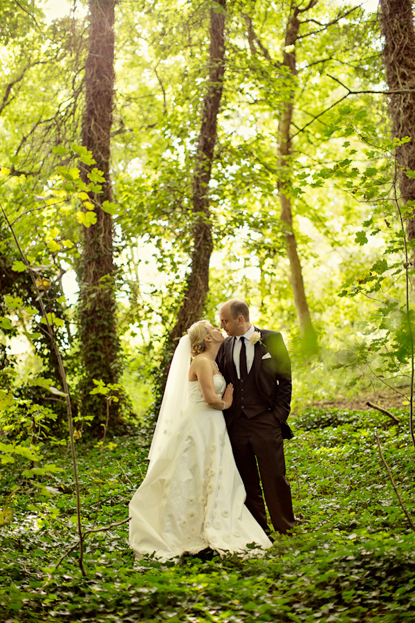 intimate and sweet Lithuanian and English wedding with photos by Marianne Taylor Photography | via junebugweddings.com