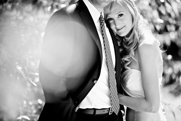intimate outdoor wedding ceremony Beaver Creek ski resort wedding - photos by top Denver, Colorado based wedding photographers Jason + Gina