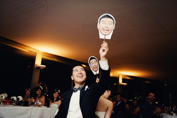 energetic and modern wedding, photos by top wedding photographer Todd Hunter McGaw Photography | via junebugweddings.com