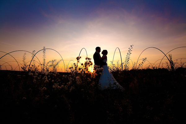 distinctive wedding photo by top German wedding photographer Cornelia Lietz