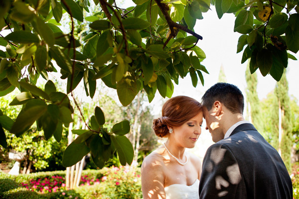 garden wedding at Parador in Texas, photos by Houston photographer Kathryn Krueger | junebugweddings.com