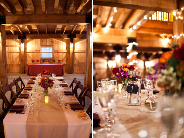 rustic, romantic Hudson River barn wedding - photos by Rebecca and Jason Walker for top NYC wedding photography studio Ira Lippke Studios
