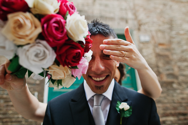 incredible wedding photo by Cinzia Bruschini | via junebugweddings.com