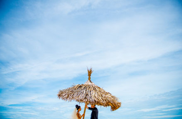 incredible wedding photo by Vietnam and destination wedding photographer Mott Visuals Wedding | junebugweddings.com