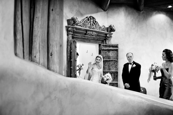 intimate Taos, New Mexico wedding - photos by top New Mexico based wedding photojournalists Twin Lens Images