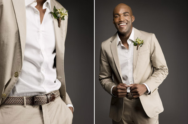 Junebug's ALL NEW Men's Wear Wedding Fashion Report | Junebug Weddings