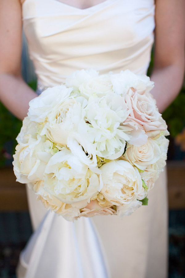 glamorous Montecito Country Club wedding designed by Brooke Keegan - wedding photography by LA-based Callaway Gable Photography | JunebugWeddings.com