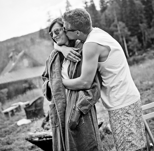 Melissa and Eric's Dunton Hot Springs Wedding Photo Collection by ...