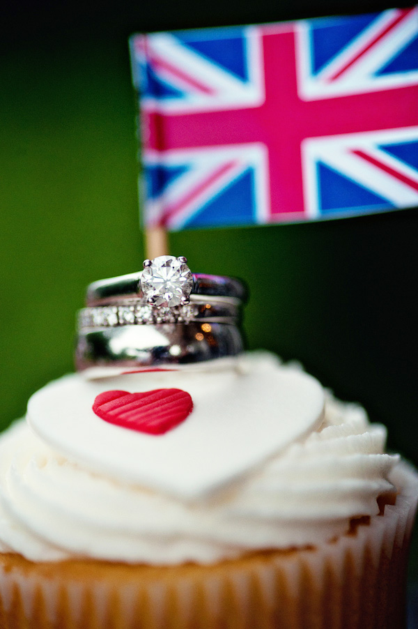 creatively captured wedding ring photo by top Atlanta wedding photographers Scobey Photography