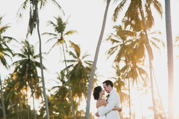 tropical destination resort wedding - Punta Cana, Dominican Republic - photos by Michigan based wedding photographers Bryan and Mae