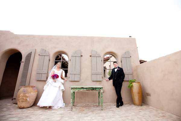 Scottsdale, Arizona wedding designed by Victoria Canada Weddings and Events, photos by Kimberly Jarman Photography