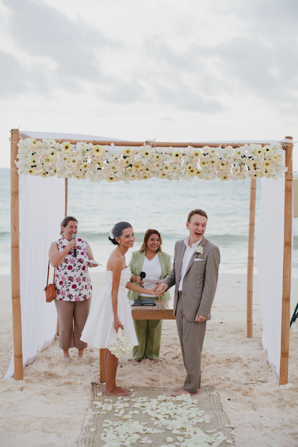 Banyan Tree Hotel, Riviera Maya, Mexico destination wedding photos by top Michigan-based wedding photographers Bryan and Mae