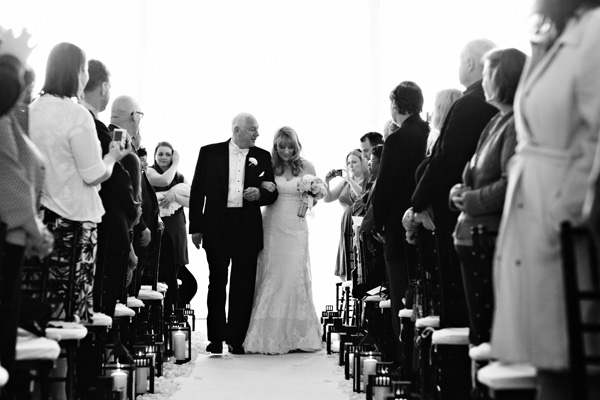 charming and sweet wedding at Seattle's Future of Flight museum, photographed by top Seattle wedding photographer Jenny Jimenez