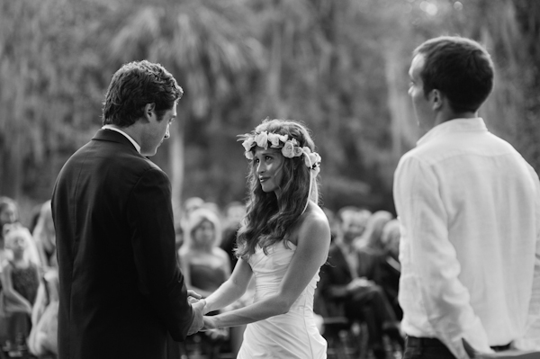 beautiful wedding at Magnolia Plantation in South Carolina with photos by Richard Israel | junebugweddings.com