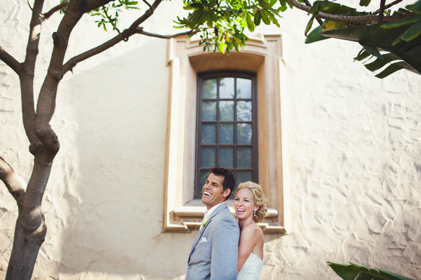 elegant San Diego wedding at The Prado with photos by The Rasers | via junebugweddings.com