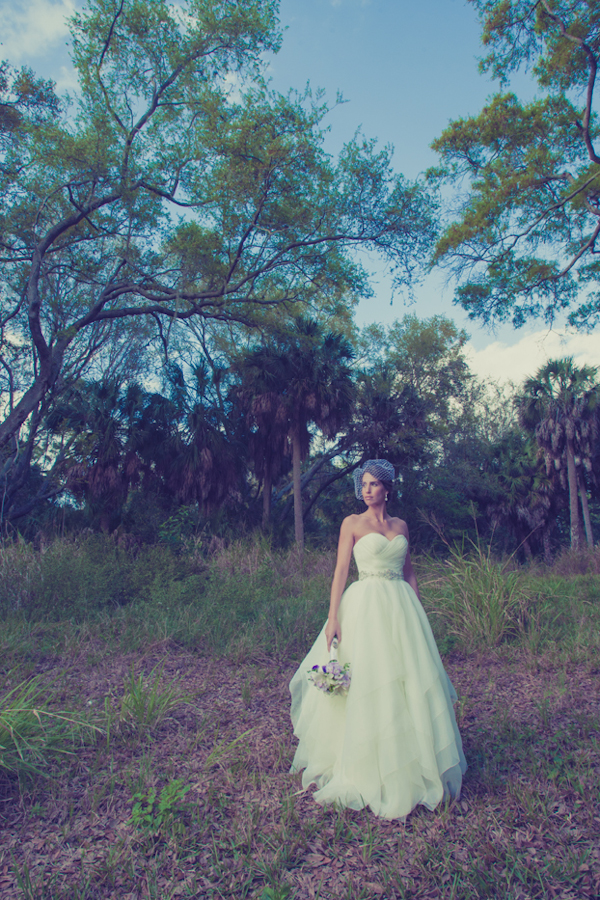 elegant black-tie wedding in Florida with photos by JSP Studios | via junebugweddings.com