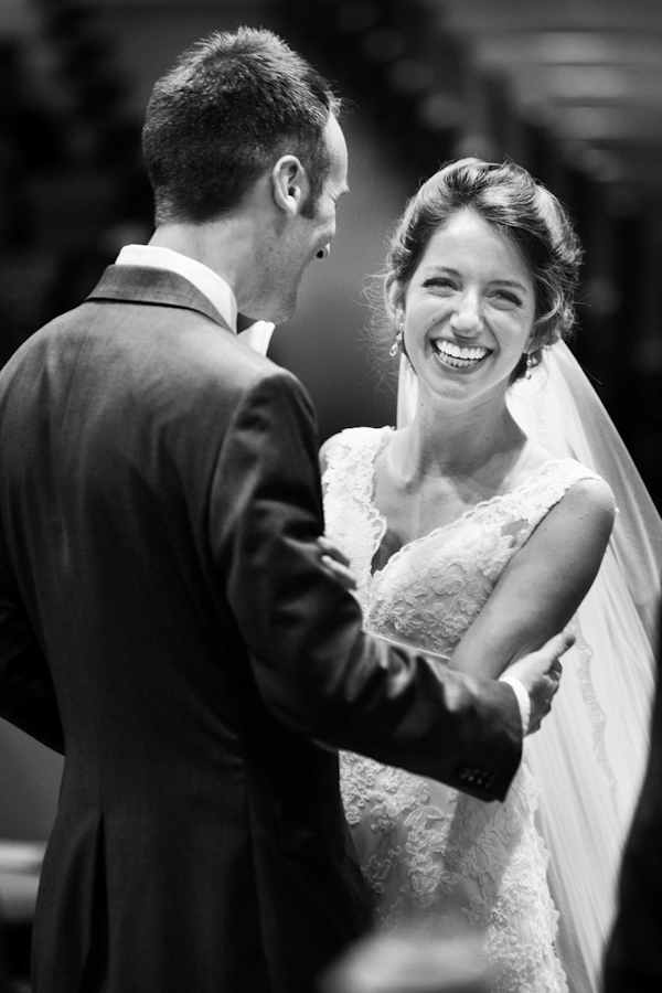 emotional wedding photos of Texas wedding by Kathryn Krueger Photography | via junebugweddings.com