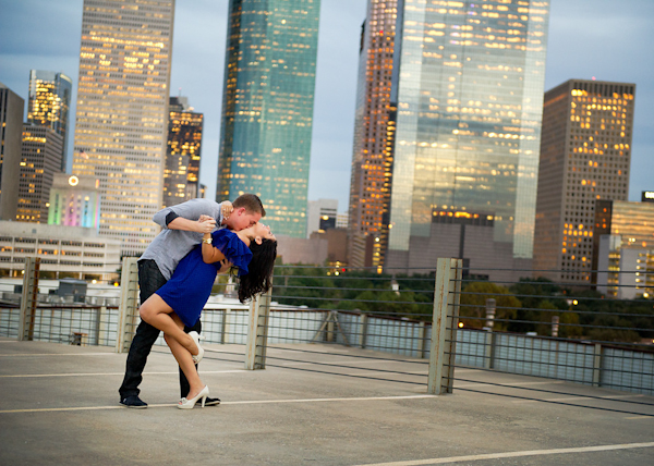sweet engagement and bridal photos by Adam Nyholt of Houston, Texas | junebugweddings.com