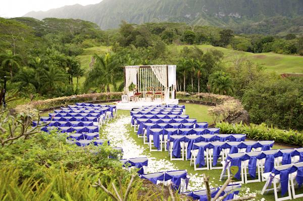 Indian Wedding At The Royal Hawaiian In Honolulu