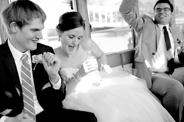joyful wedding in Kansas City, Missouri with Photos by Wirken Photography | junebugweddings.com