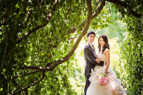 Gorgeous Oriental Wedding At Milton Park In Australia With Photos By Studio Impressions