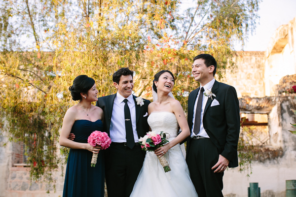 romantic and elegant wedding in Antigua, Guatemala with photos by Caroline+Ben Photography | junebugweddings.com