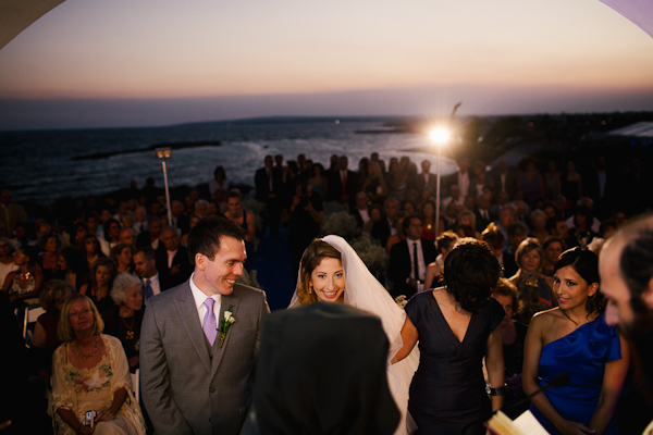 romantic wedding in Cyprus, with photos by Daniel Stark Photography | via junebugweddings.com
