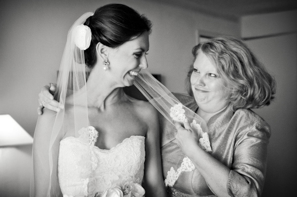 sweet mother and daughter photo by Scott Hopkins Photography | junebugweddings.com