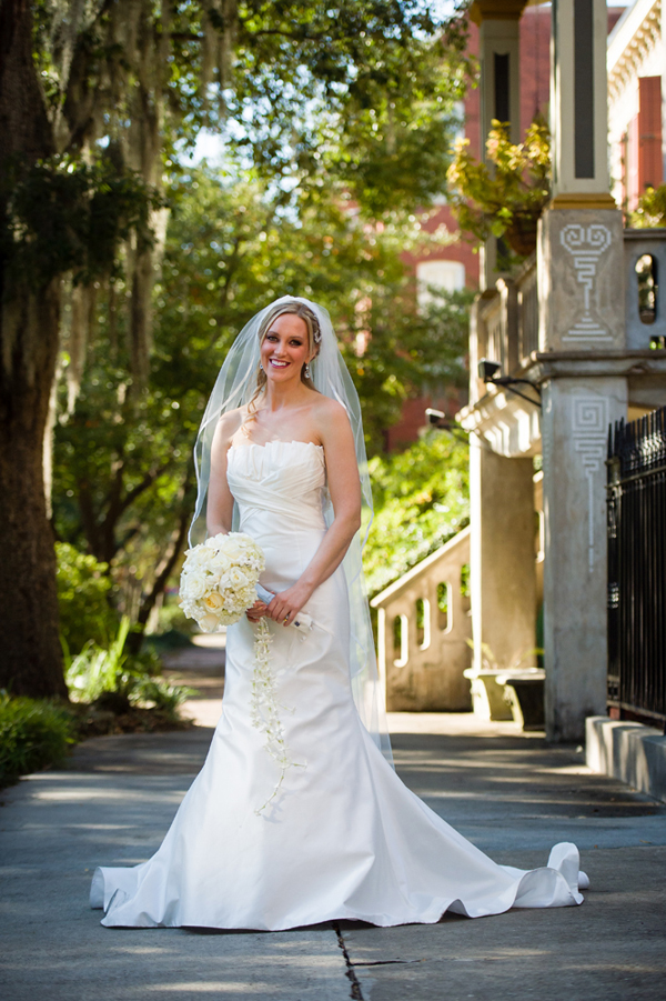 Military Wedding in Savannah, Georgia | Junebug Weddings