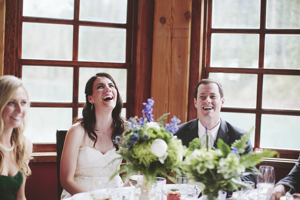 wedding at Cilantro on the Lake, Emerald Lake, British Columbia, photos by Rowan Jane Photography | via junebugweddings.com