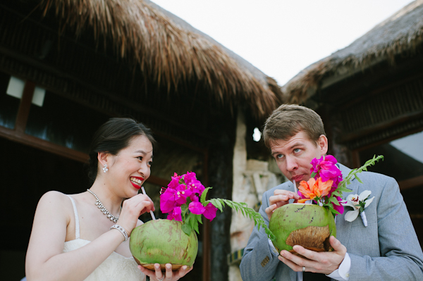 wedding in Playa Del Carmen with photos by Shauna Heron Photography | junebugweddings.com