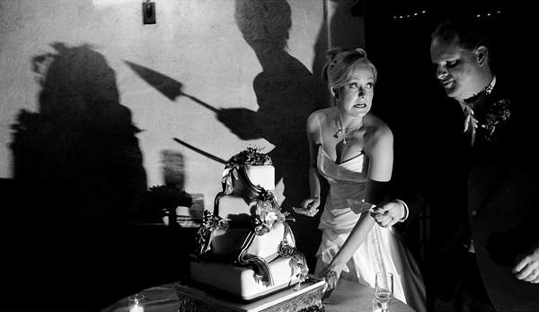 wedding photo by Phoenix, Arizona based wedding photographer Sierra Blanco Photography   junebugweddings.com