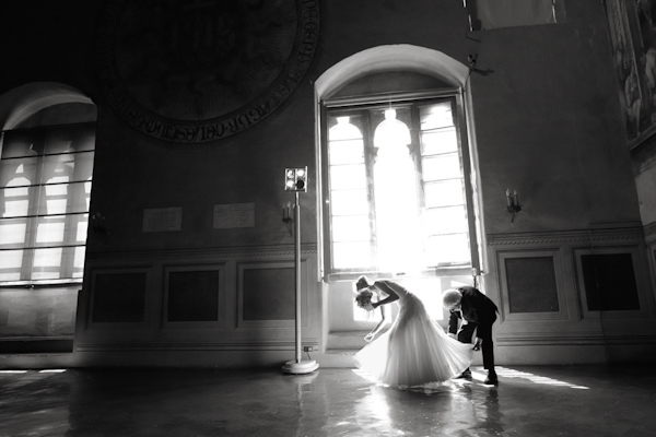 honorable mention best creative wedding photo of 2011 by Robert Wagner of R Wagner Photography