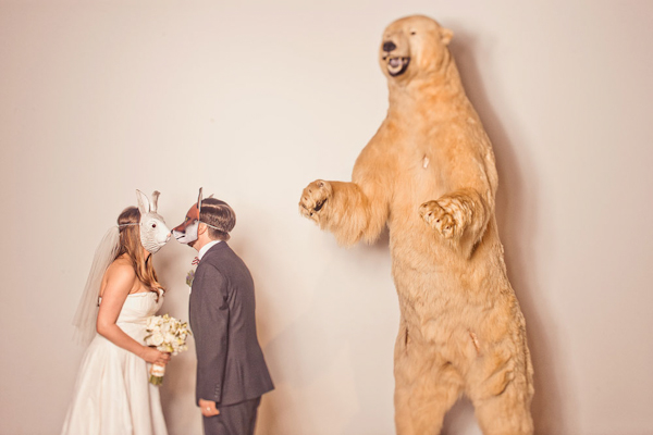honorable mention best funny wedding photo of 2011 by Mark Brooke of Mark Brooke Photographers