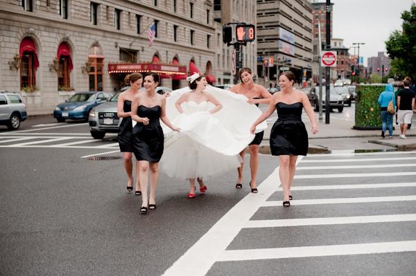 creative wedding photo by top Boston wedding photographer Kelly Lorenz Imagery