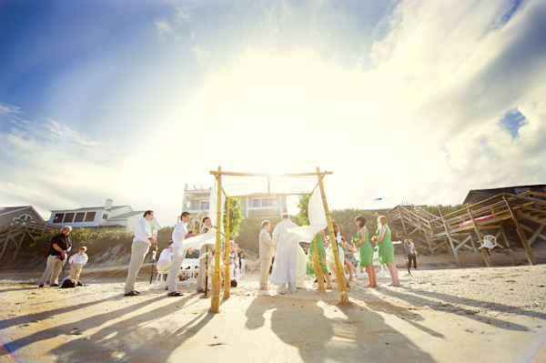 creative wedding photo by top Florida based wedding photographer Dana Goodson Photography