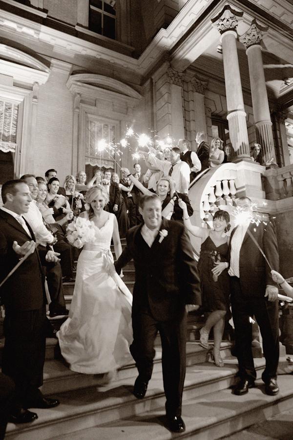 creative wedding photo by top Philadelphia based wedding photographer Sarah DiCicco