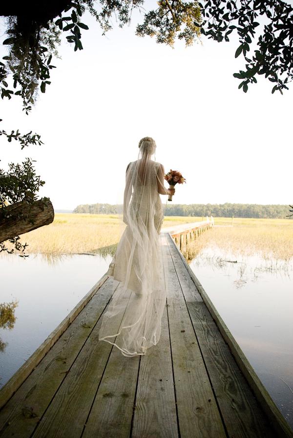 creative wedding photo by top South Carolina wedding photographer Leigh Webber