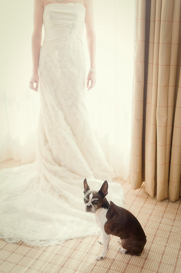 brilliant and funny wedding photo from 2010 - Nina Lily Photography