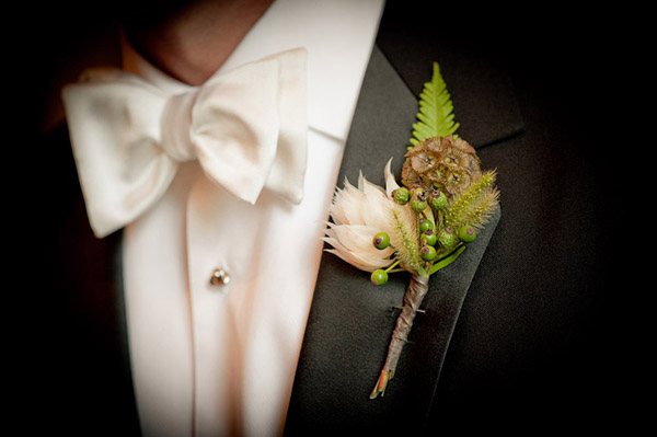 beautiful wedding detail photo by Woodward and Rick Photographers