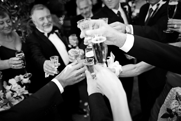 Wedding Reception Toast Wedding Ideas
