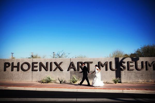 phoenix art museum wedding by hollye schumacher lauren