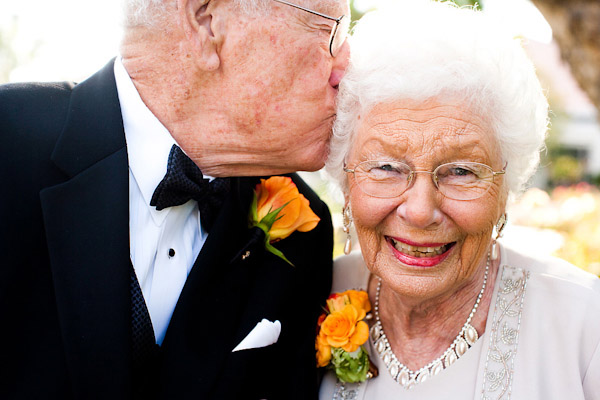 grandparents wedding photo by Michael Norwood
